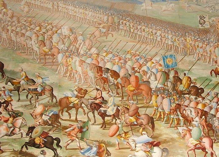 Кордовский эмират в конце IX века. Гражданские войны