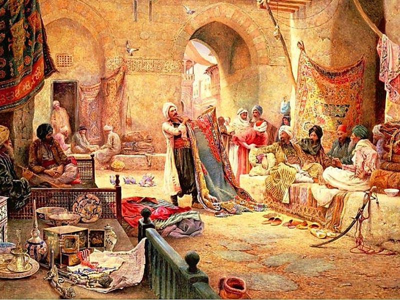 Социально-экономическое развитие Кордовского Халифата в X веке