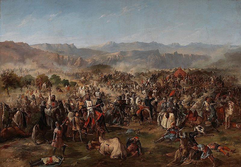 Битва при Лас-Навас-де-Толоса в 1212 г.