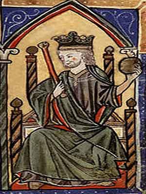 Альфонсо VIII Кастильский — король Кастилии 1158 - 1214 г.г.