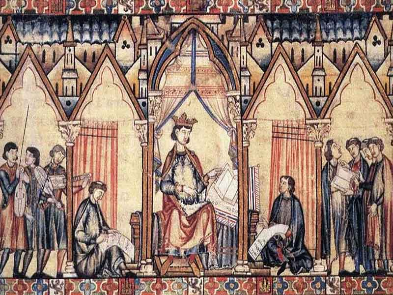 Политическое развитие Кастилии в XII - XIII в.в. Кортесы