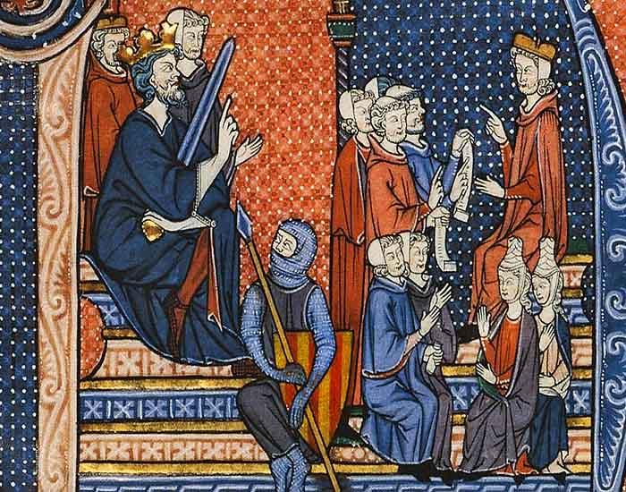 Кортесы Королевства Арагон и Каталонии в XII — XIII в.в.