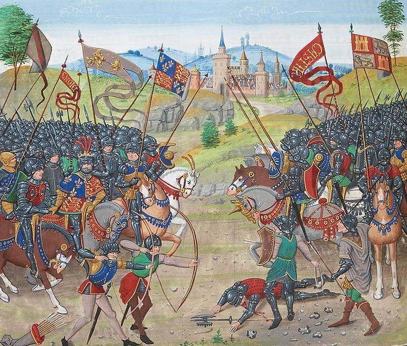 Битва при Нахере 1367 г. за трон Кастилии и Леона