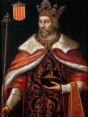 Педро III Великий - король Арагона в 1276 — 1285 г.г.