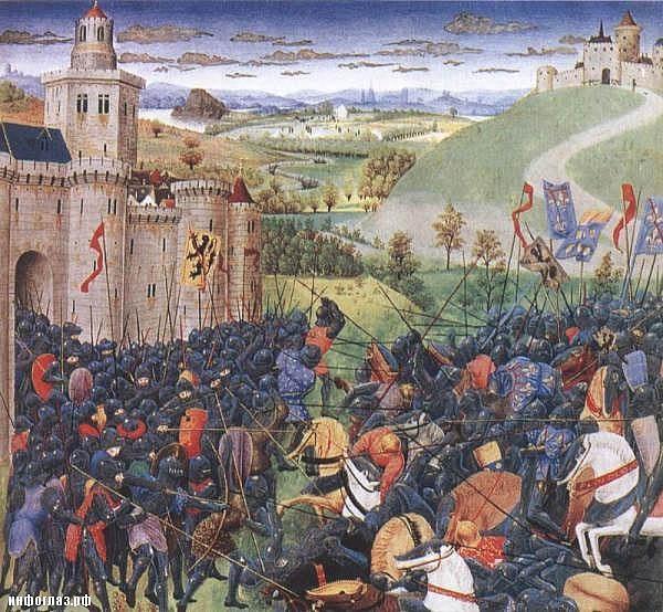 Крестьянские восстания в �спании в XV в.