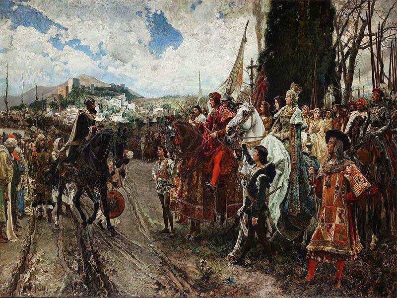 Политическое объединение �спании во второй половине XV века