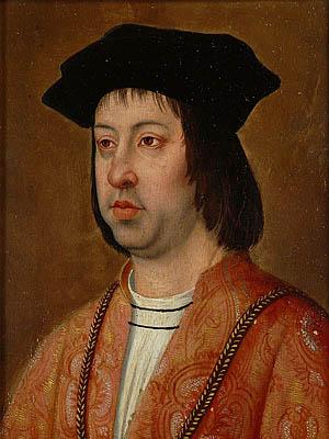 Фердинанд II Арагонский - король Арагона в 1479 — 1516 г.г.