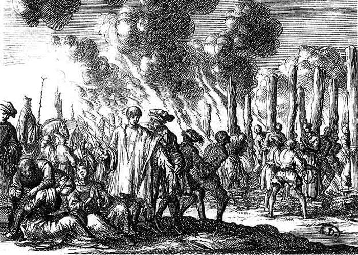 �спанская инквизиция в конце XV века