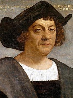 Христофор Колумб (1451 - 1506) — испанский мореплаватель, в 1492 году открывший Америку