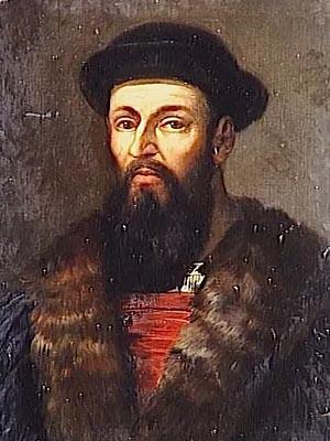 Фернан Магеллан (1480 - 1521) — португальский и испанский мореплаватель