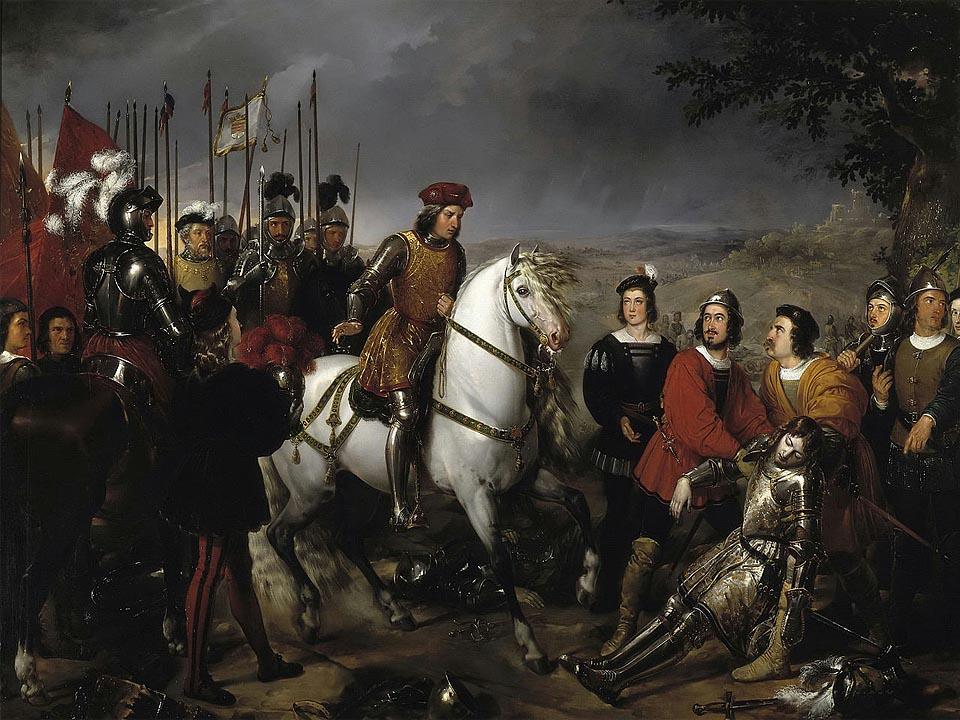 Вторая �тальянская война (1499—1504 г.г.)