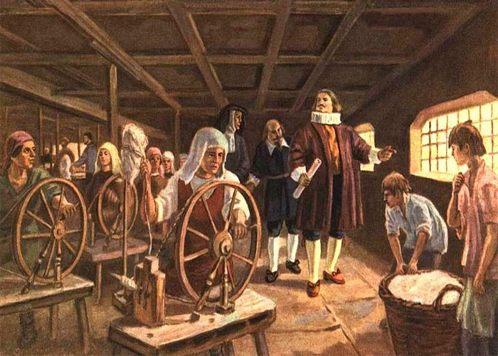 Развитие промышленности и торговли �спании в первой половине XVI века