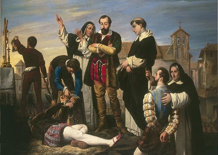 Восстание комунерос в �спании (1520 - 1522 г.г.)