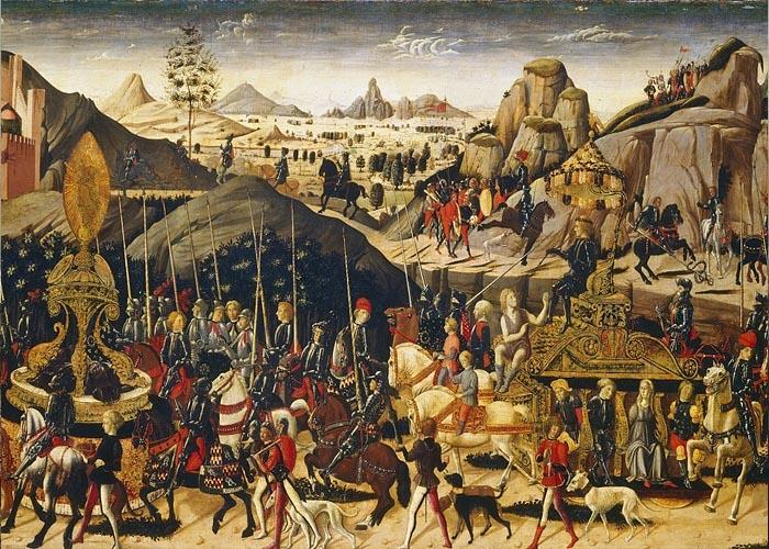 Восстание в Валенсии 1519 - 1522 г.г.