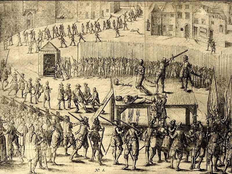�спания во второй половине XVI века