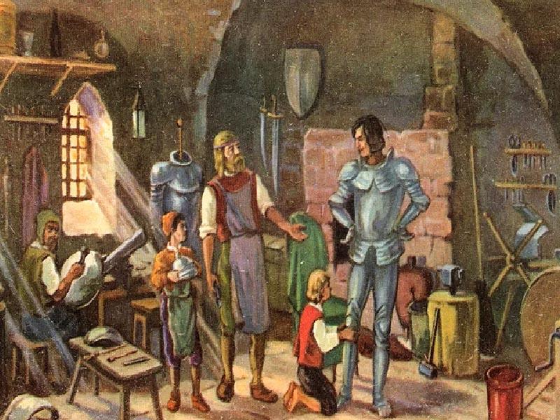 Социально-экономическое развитие �спании во второй половине XVI века