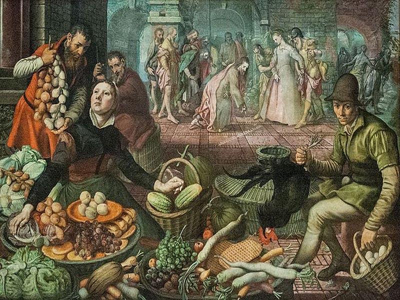 Революция цен  в �спании во второй половине XVI века