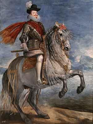Филипп III - король �спании в 1598 — 1621 г.г.