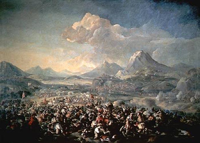 Восстание в Каталонии 1640 г.