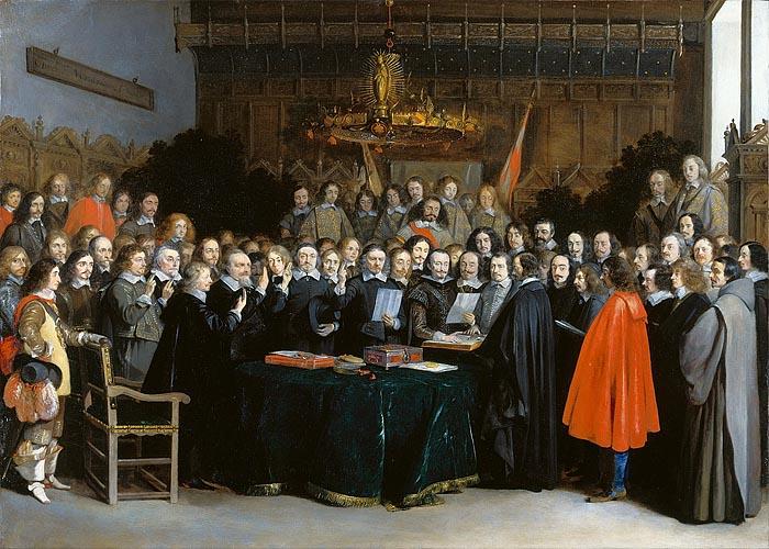 Тридцатилетняя война (1618 - 1648 г.г.). Вестфальский мир