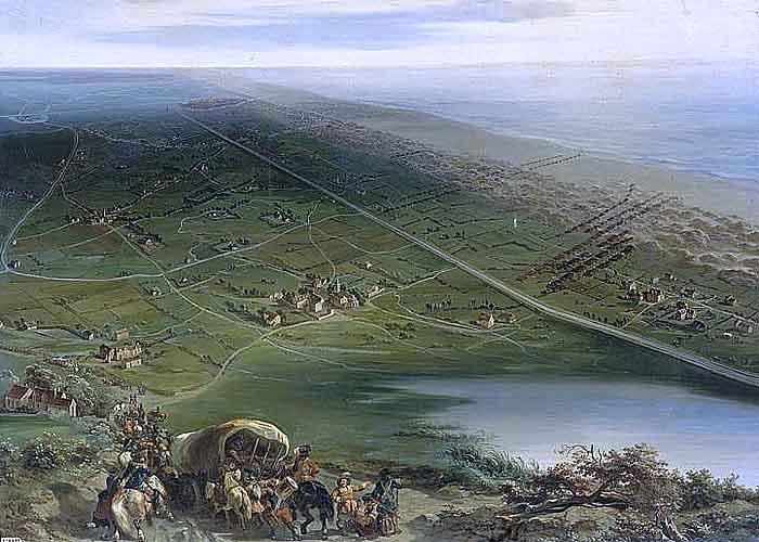 Франко-испанская война (1635 — 1659 г.г.). Битва в дюнах