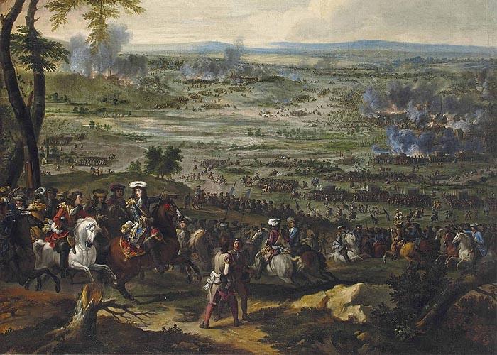 Голландская война (1672 — 1678 г.г.). Сражение при Сенефе