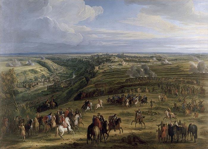Франко-испанская война (1683 — 1684 г.г.)