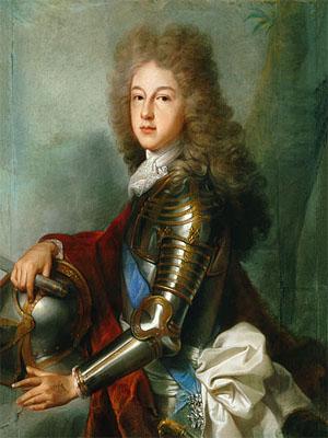 Филипп V - король �спании в 1700 — 1746 г.г.