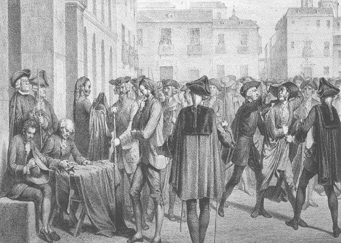 Восстание Эскилаче 1766 г.