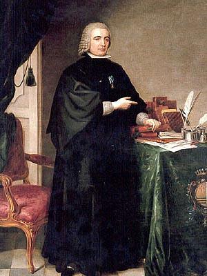 Педро Родригес де Кампоманес - испанский государственный деятель XVIII века