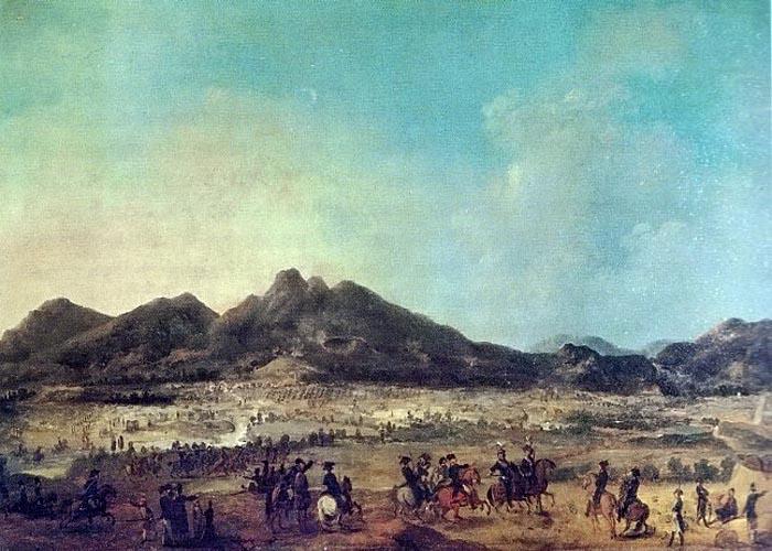 Конвенционная война (1793 - 1795 г.г.)