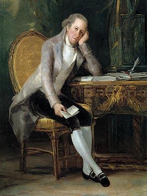 Гаспар Мельчор де Ховельянос - испанский общественный деятель эпохи Просвещения XVIII века
