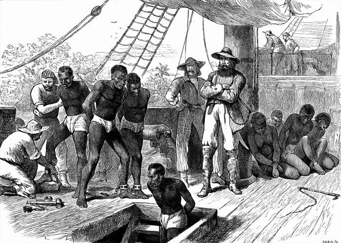 Эксплуатация рабов в колониях �спании XVIII века