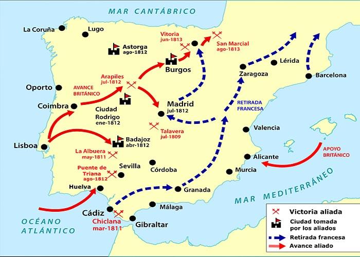 Война за независимость �спании (1808 - 1813 г.г.)