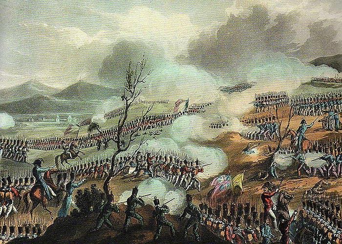 Битва при Нивеле (10 ноября 1813 г.)