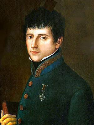 Рафаэль дель Риего-и-Нуньес — испанский генерал, участник революции 1820-1823 г.г.