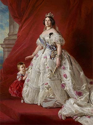 �забелла II — королева �спании в 1833 — 1868 г.г.