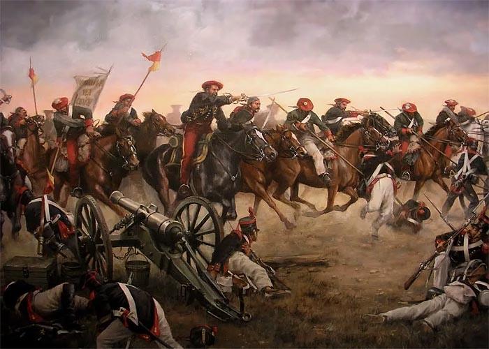 Первая карлистская война (1833 - 1839 г.г.)