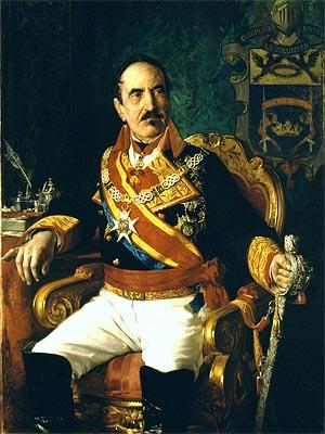 Бальдомеро Эспартеро — политический деятель �спании в первой половине XIX века
