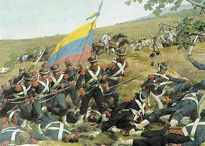Обретение независимости испанских колоний в Центральной Америке в 1816 - 1822 г.г.