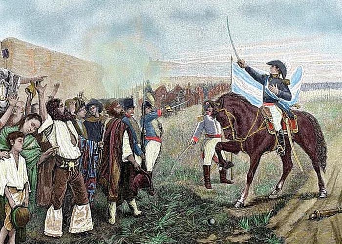 Борьба за независимость Аргентины