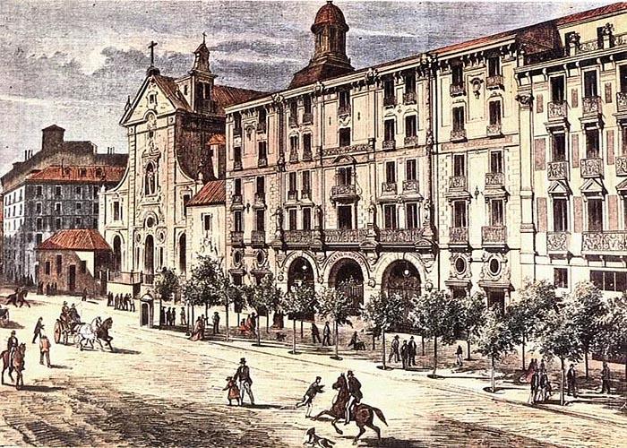 Социально-экономическое развитие �спании в середине XIX века