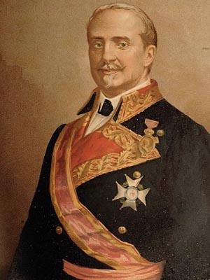 Генерал О'Доннель - политический деятель �спании в XIX веке