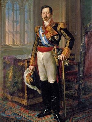 Рамон Мария Нарваэс - политический деятель �спании в XIX веке