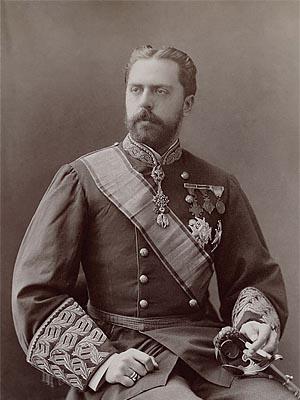 дон Карлос Младший (1848 - 1909 г.г.) — испанский инфант из династии Бурбонов, вождь карлистов, претендент на испанский трон