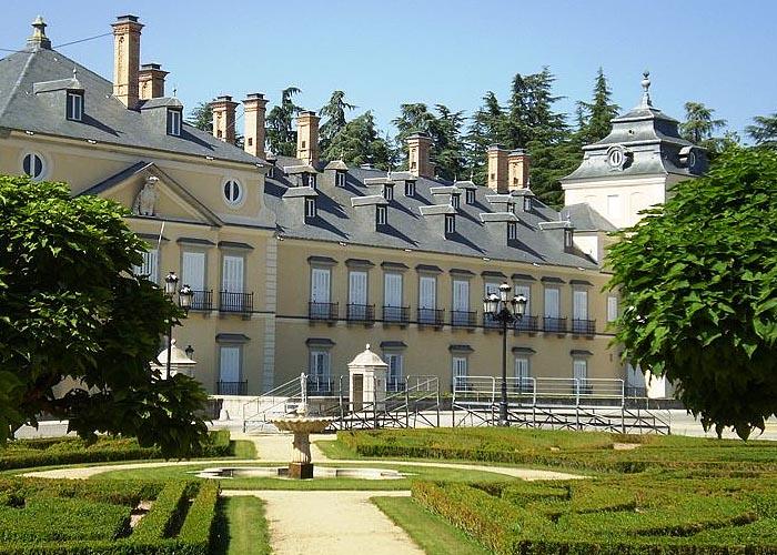 Королевский дворец в Эль-Пардо