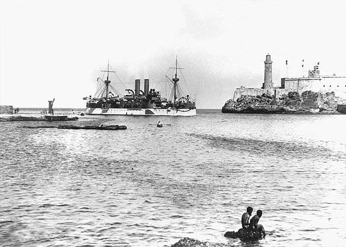 �спано-американская война 1898 г.