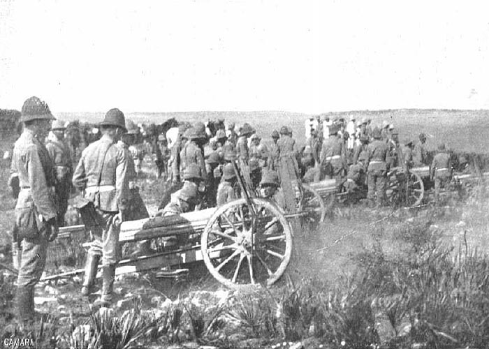 Колониальная политика �спании в годы Первой мировой войны. Война в Марокко