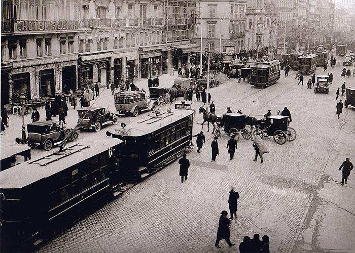 Мадрид в 1920-х г.г.