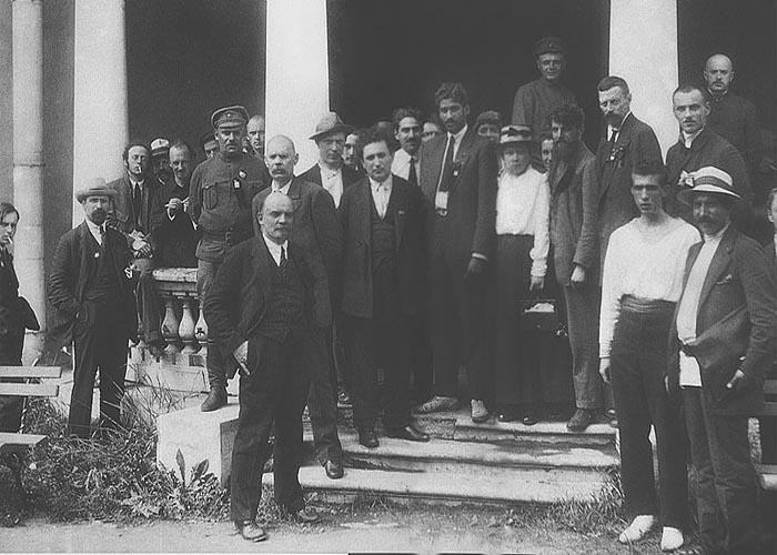 Второй съезд Третьего �нтернационала 1920 г.